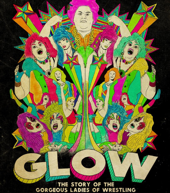In the 80's, GLOW Provided a New Image for Real Women