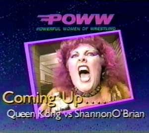 Queen Kong in POW