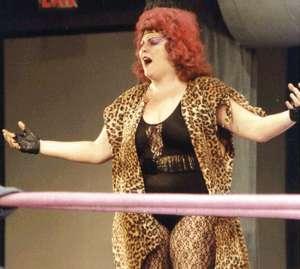 Matilda in the ring