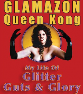 Queen Kong Autobiography Book