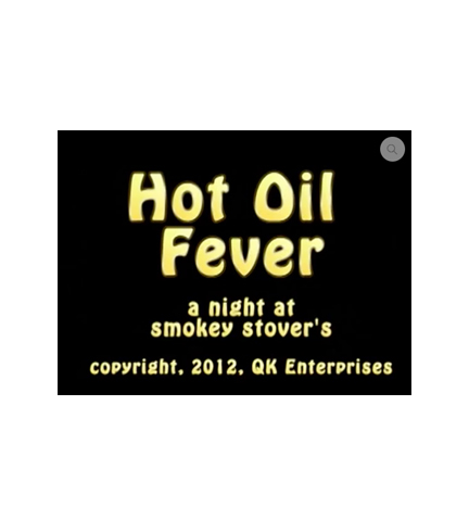 hot oil fever